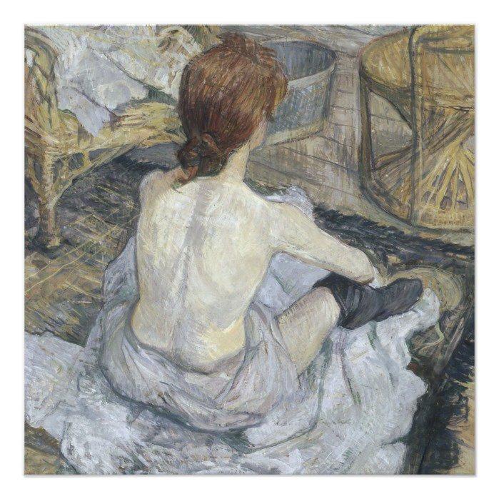 Rousse La Toilette Toulouse-Lautrec #Invitations #Cards   http://www. zazzle.com/rousse_la_toil ette_henri_toulouse_lautrec_square_card-256245585539117846?rf=238581041916875857 &nbsp; … <br>http://pic.twitter.com/FpQkLOS3sN