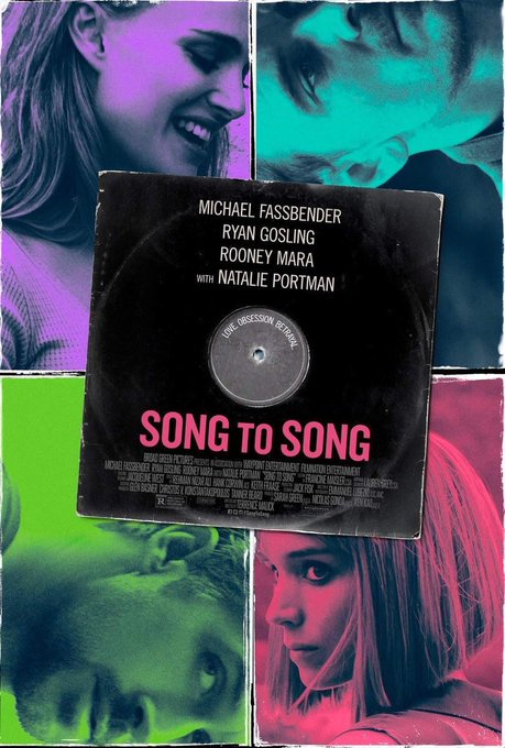 Song To Song (2017) | directed by Terrence Malick