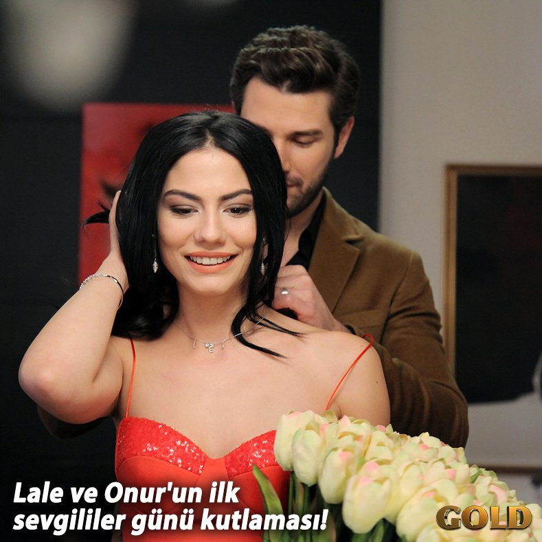 Lale ve Onur'un ilk sevgililer günü kutlaması! #No309 @no309fox @FOXTu...