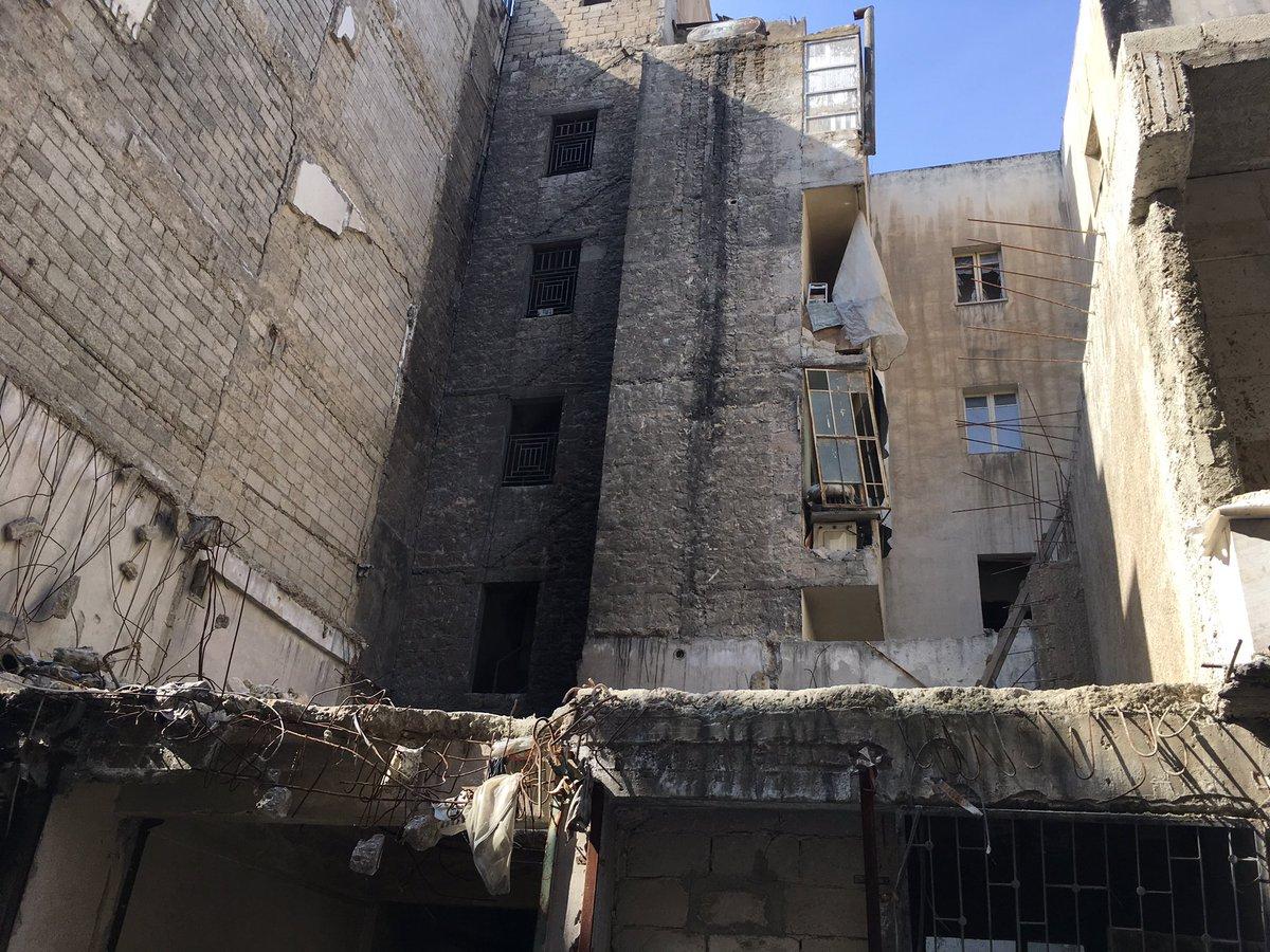Les chantiers de reconstruction de maisons à #Alep un des piliers de nos actions dans la ville #Syrie <br>http://pic.twitter.com/Yw2hQkmZ3S