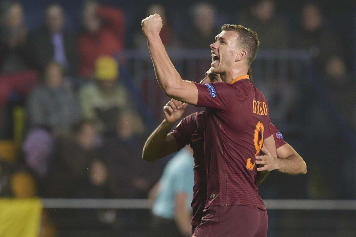 Video: Villarreal vs AS Roma