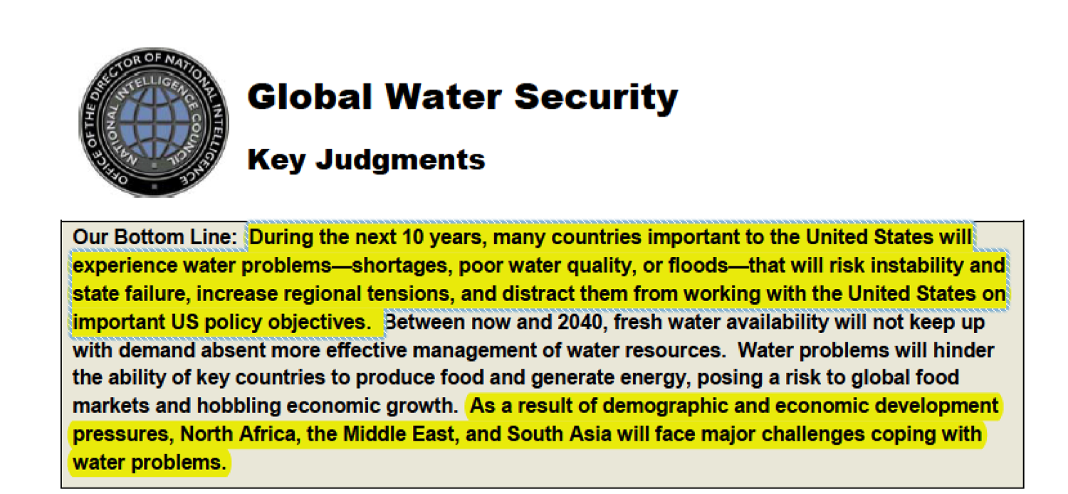 Have to catch plane but leave you with this conclusion from 2012 NIC report on water and security 20/ https://t.co/rguhfSAI6M