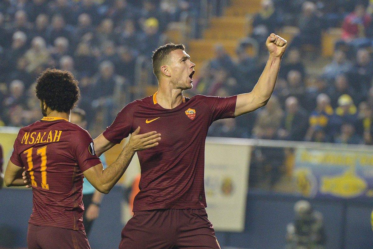 "Europa League: VILLARREAL ROMA 0-4. ""Sottomarino giallo"" Colpito e affondato"