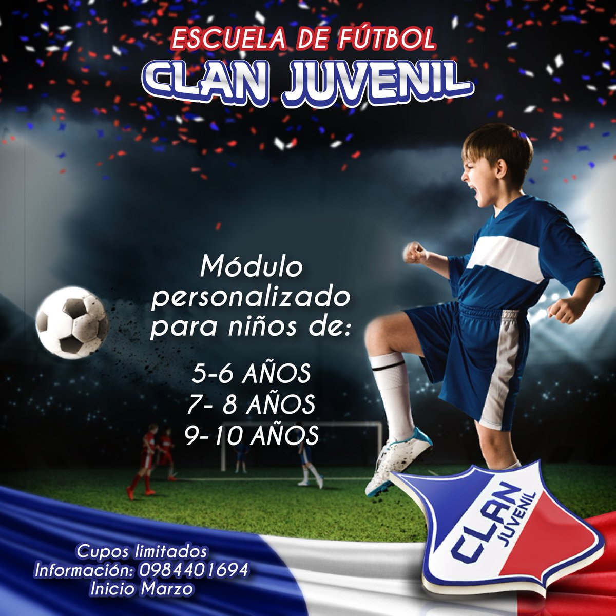 CLAN JUVENIL on Twitter