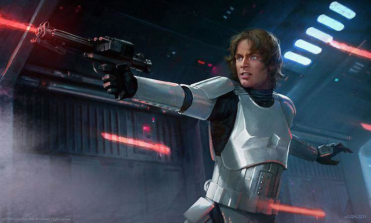 #TrooperThursday @HamillHimself Luke Skywalker is my favorite #StormTrooper @EByzio @etheri_ti @UKToyCollector @mrjafri @mactak95 @IvoSor3<br>http://pic.twitter.com/6KQZGj80m4
