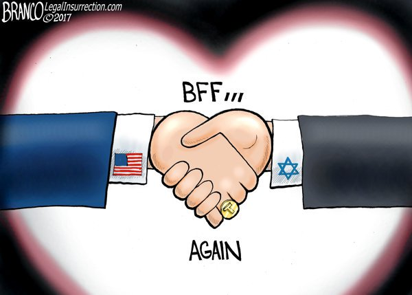 Good Riddance 2 #OBAMA, ENEMY Of #ISRAEL &amp; #AMERICA! Welcome 2 #TRUMP, FRIEND Of #ISRAEL &amp; AMERICA! #StandWithIsrael #ImpeachObama #MAGA<br>http://pic.twitter.com/asJ8Mofc1Q