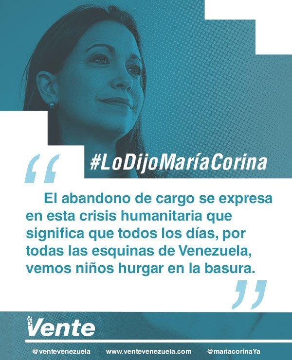 #LoDijoMariaCorina https://t.co/Jnrmvb3bPm