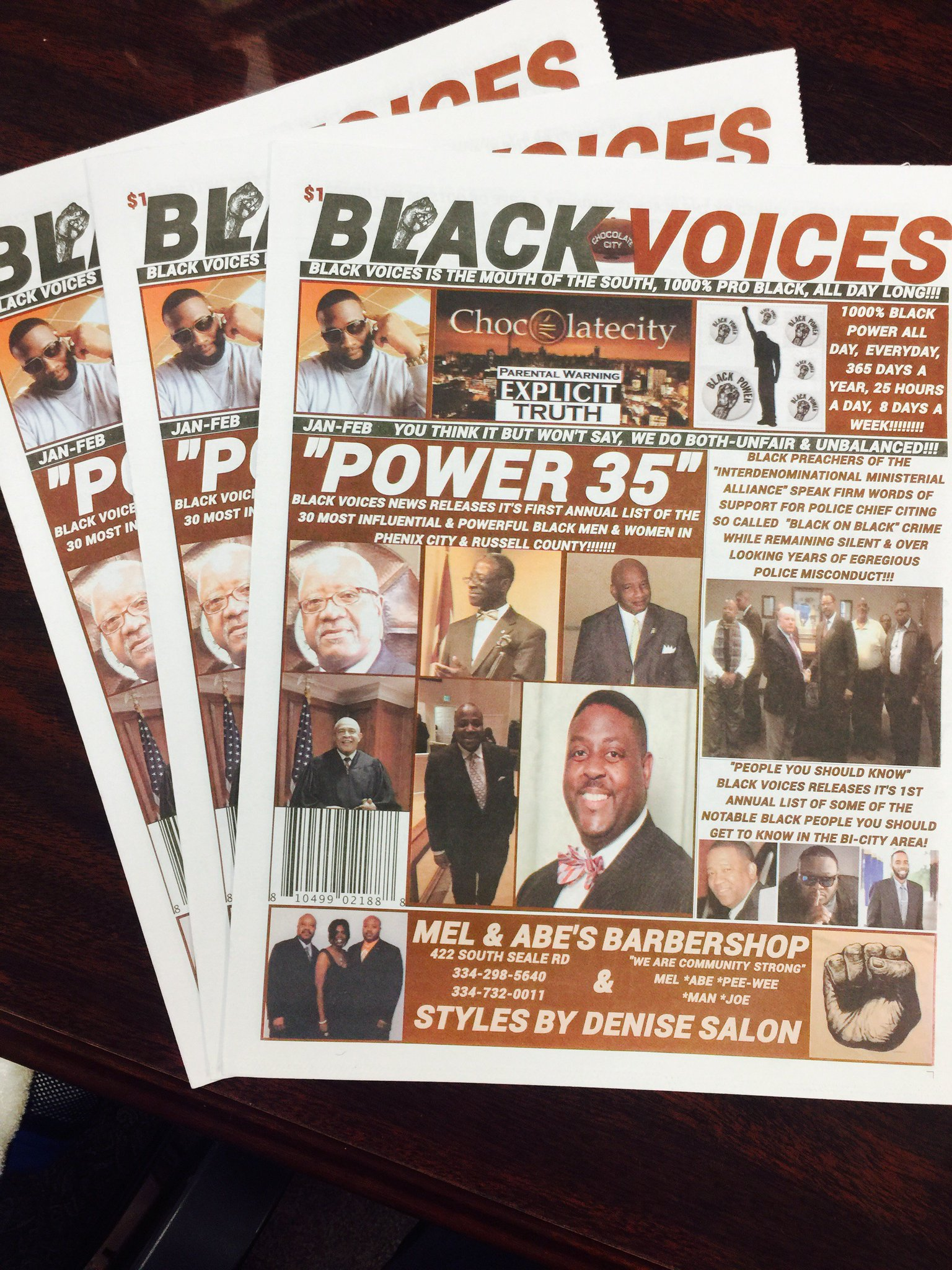 black voices newspaper portland pussy