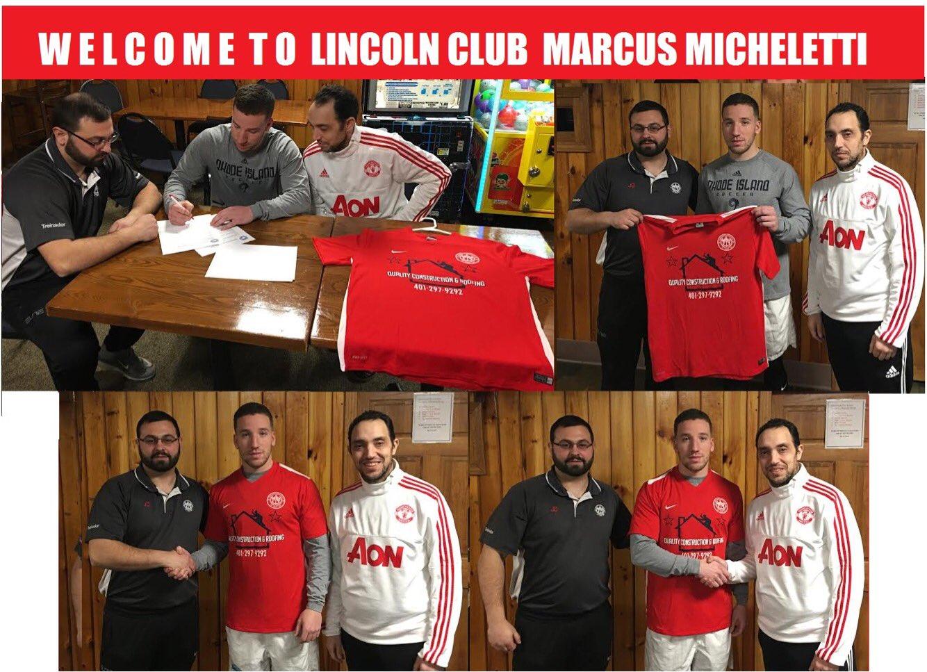 Lincoln Club Futebol on Twitter: