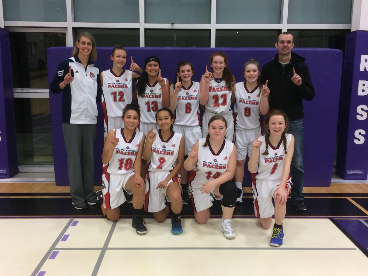 Congrats to our Jr Girls Bball team - City Champs! @islandsports1 @PCSVictoria