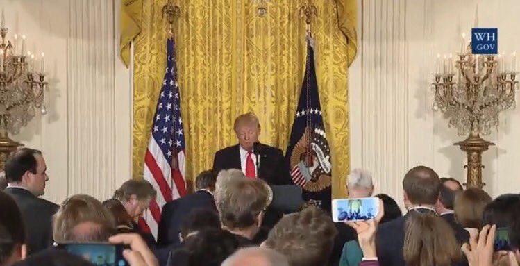 #TrumpPressConference  ➡️https://t.co/09Pvzx0nac https://t.co/2XCnq5BW...