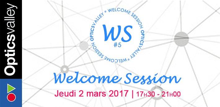 Revivez le #CES2017 avec @olivez et rencontrez 15 nouveaux membres du cluster ! #welcomesession #opticsvalley &gt;  http://www. opticsvalley.org/Les-Actualites /Agenda/Welcome-Session-Opticsvalley-5-2-mars-2017 &nbsp; … <br>http://pic.twitter.com/egO4NaO9y6