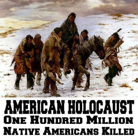 a history of the genocide on the native americans in the united states Other case studies and the convention may inform future research on genocide in california and the united states defining genocide in native american history.
