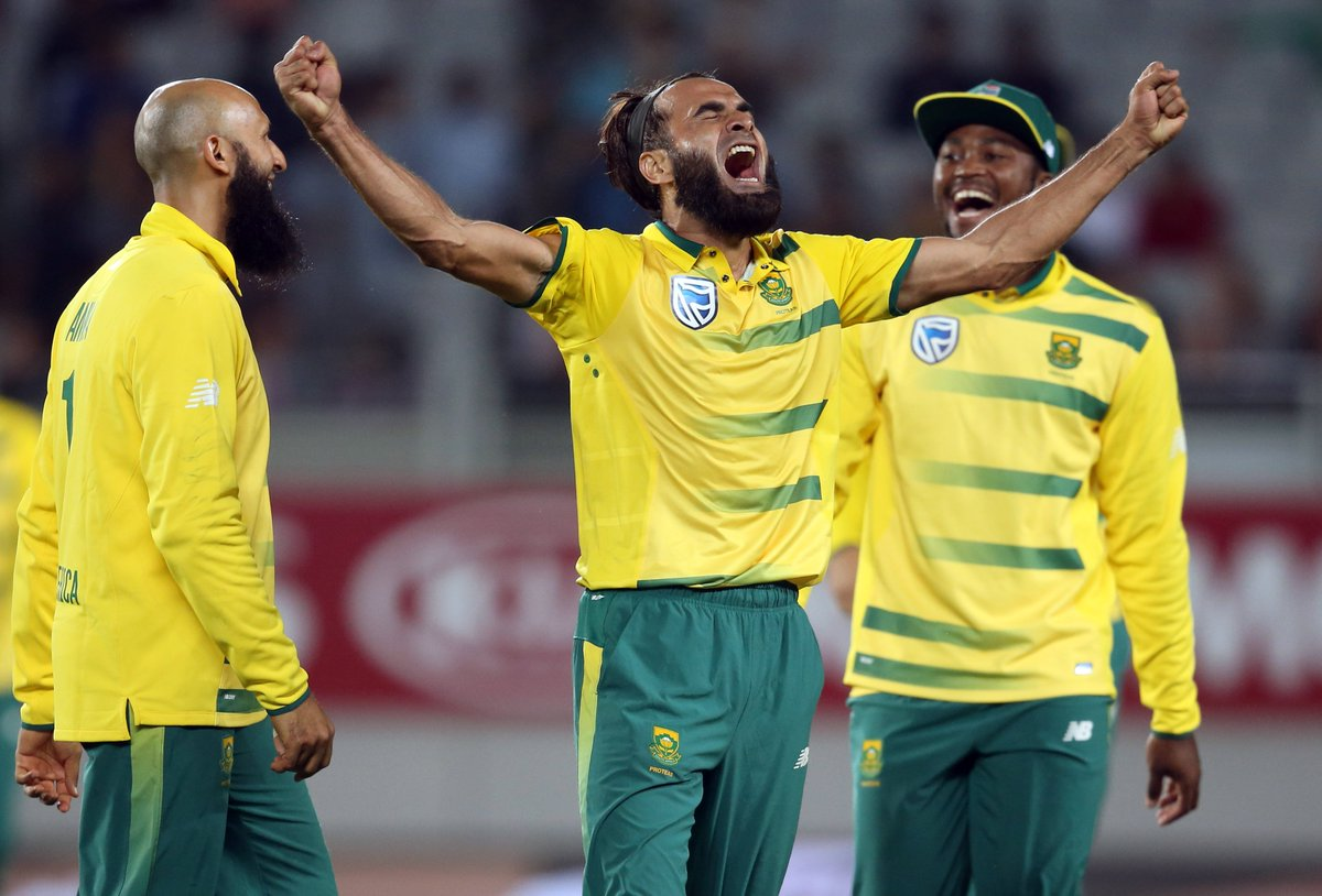 5/24! You could hear that Imran Tahir roar from all anywhere in world!...