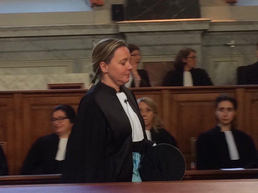 Cécile Gensac est la nouvelle procureur de #Pau #justice<br>http://pic.twitter.com/STou6p4qmD