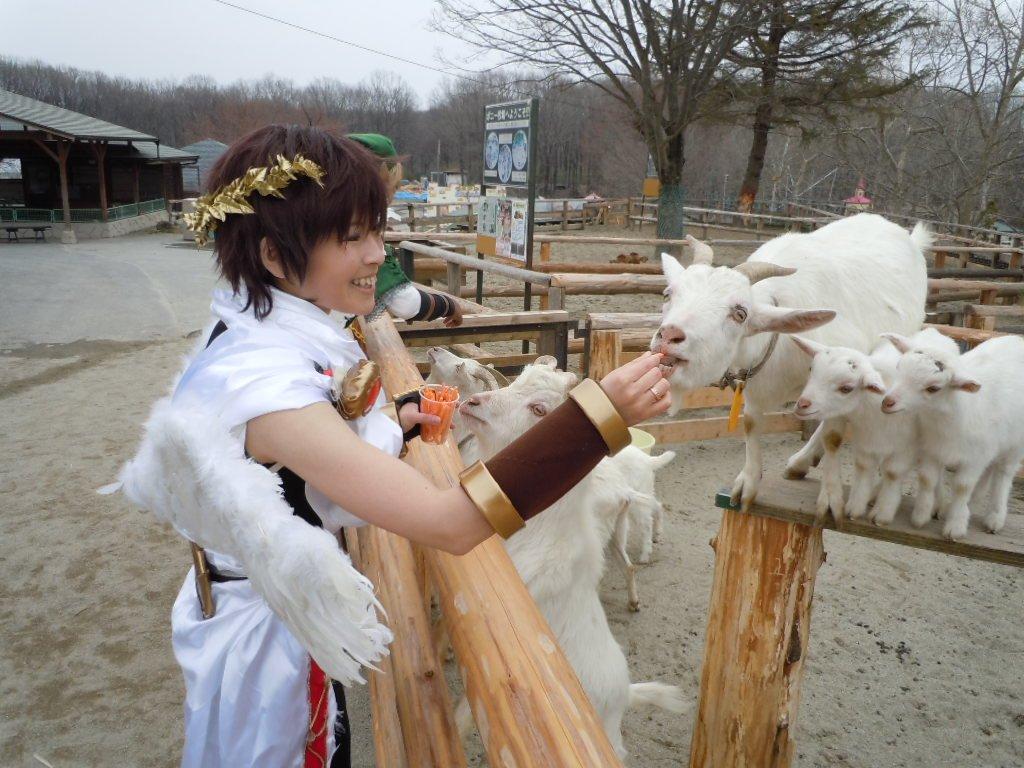 【コスプレ大歓迎♪】 栃木県那須町にある那須りんどう湖レイクビューは、営業日のいつでもコスプレ入園O…