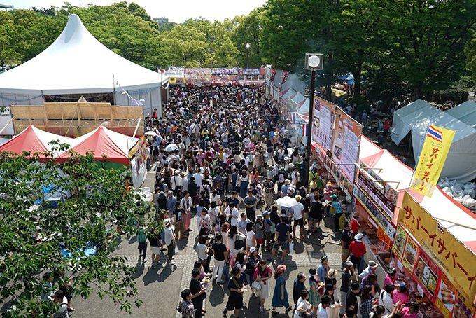 「タイフェスティバル 2017」東京・代々木公園で開催決定 - 本場タイ料理や物販、ライブなど fa…
