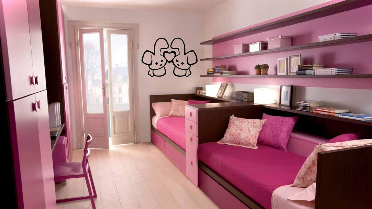 "Arround net on twitter: ""26 amazing ideas for stunning girls room ..."