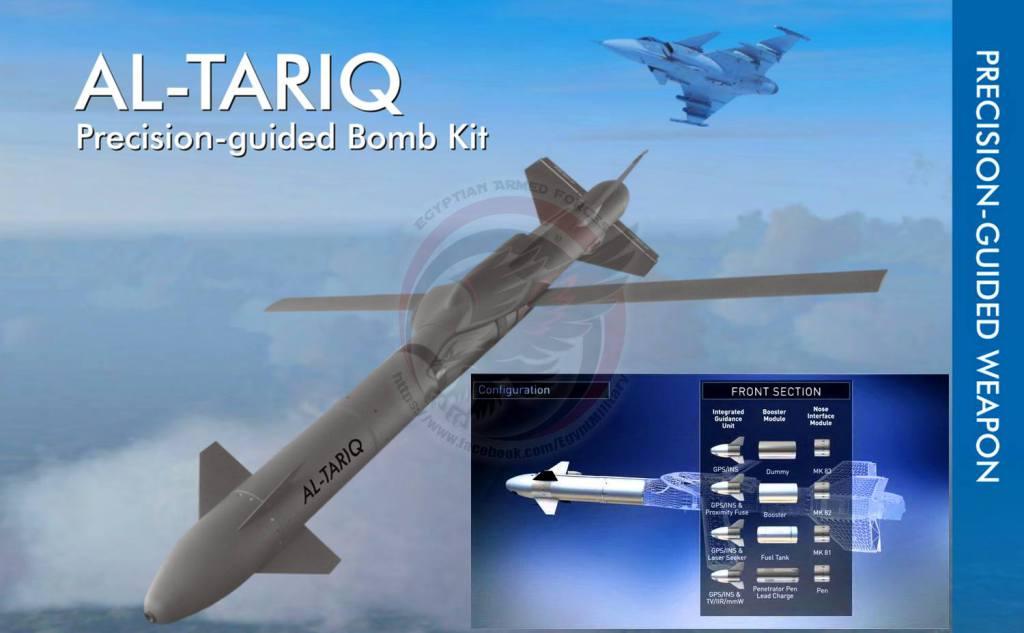 مصر على وشك شراء ذخائر الطارق لصالح سلاحها الجوي C42hh1SUcAAxXRn