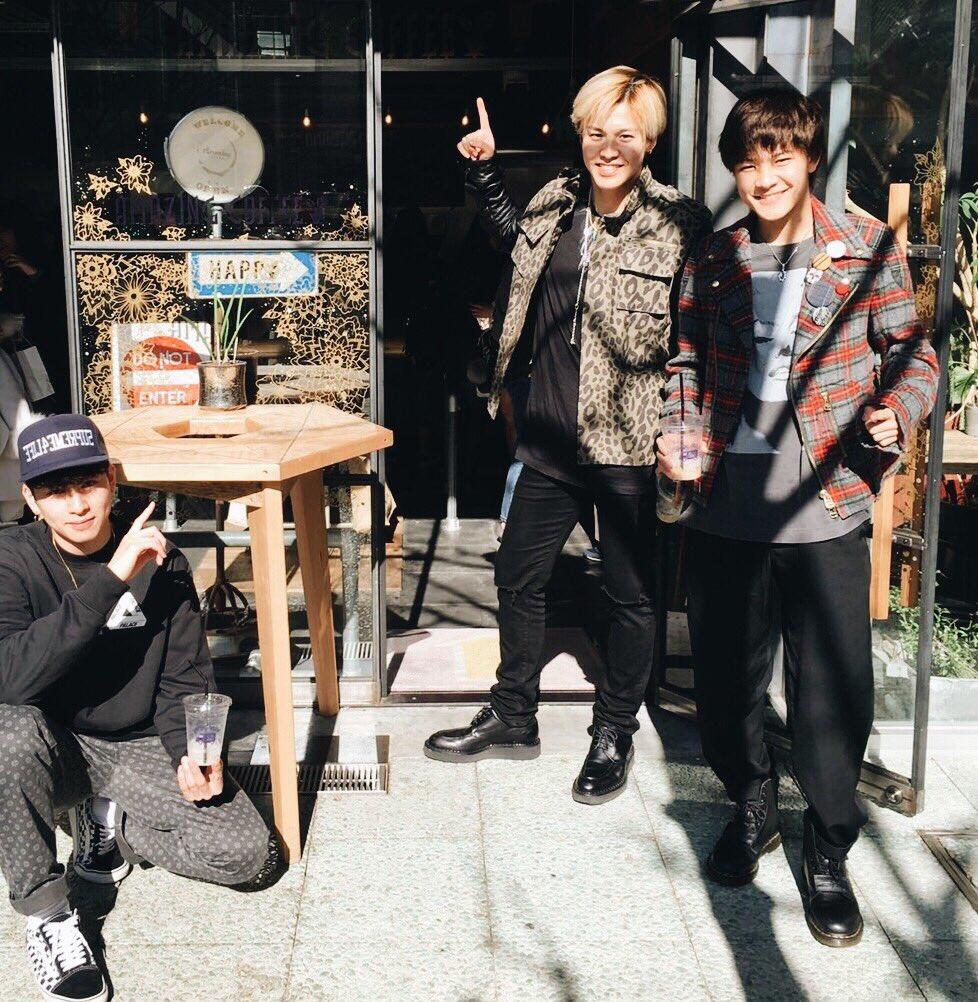 長谷川慎です🙋♂️ 先程AMAZING COFFEEに行かせて頂きました!✡️☕️ 新作の『HAP…