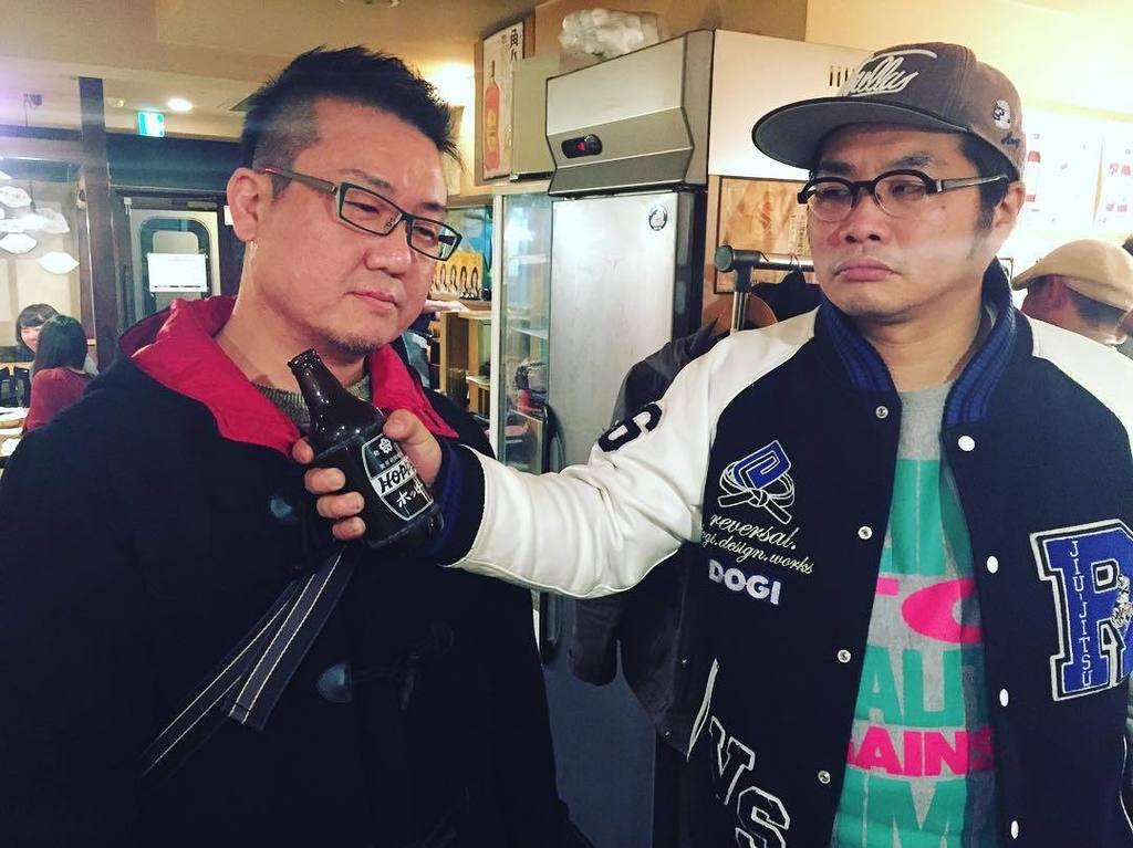 松尾 諭さんに「まずは君が落ち着け」とポッピードンされました。 https://t.co/gQusI45lWQ https://t.co/RbXCXbx79k