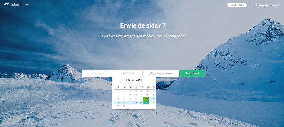 NOUVEAUTÉS De nombreuses fonctionnalités ont été mises en ligne pour améliorer votre expérience sur  https:// hohey.fr  &nbsp;   ! #ski #snow <br>http://pic.twitter.com/zQj7nUIQT0