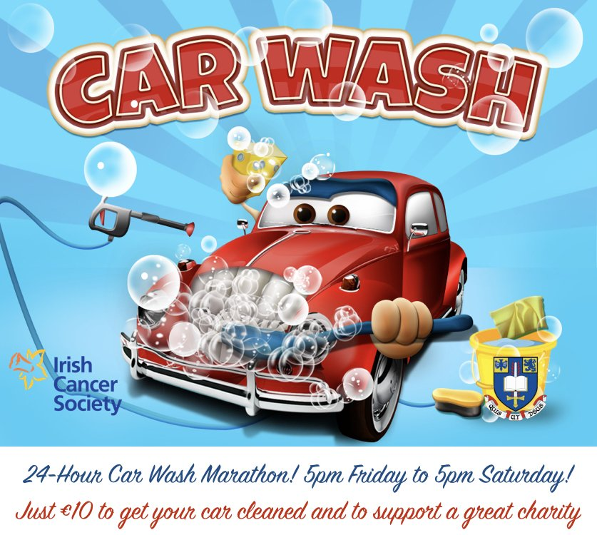 St Michael S College On Twitter Our 1st Yr 24 Hour Car Wash Yes 24 Hours Straight Starts At 5pm Today Please Feel Free To Drop By The School Support A Great Cause