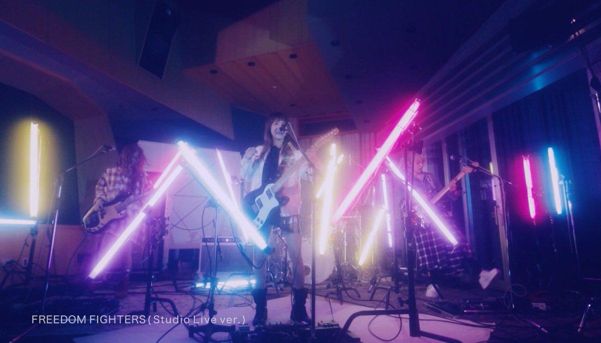 【NEW】 先日放送したAbemaTV特番から反響の大きかった新曲「FREEDOM FIGHTERS…