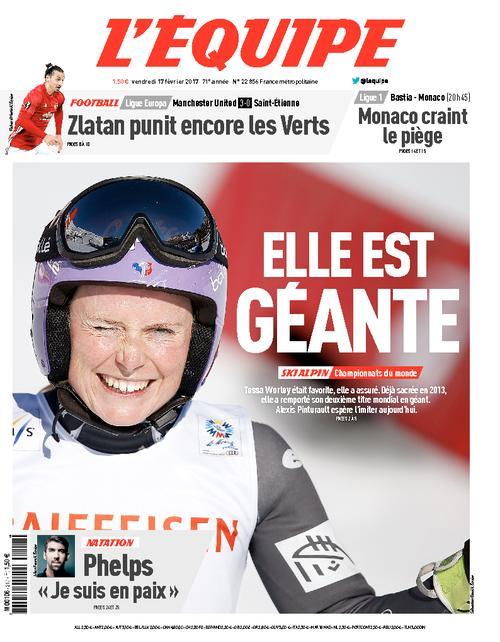 Championnats du Monde de Ski Alpin @StMoritz2017 du 7 au 19 février - Page 8 C42z0UkWAAAOFMq