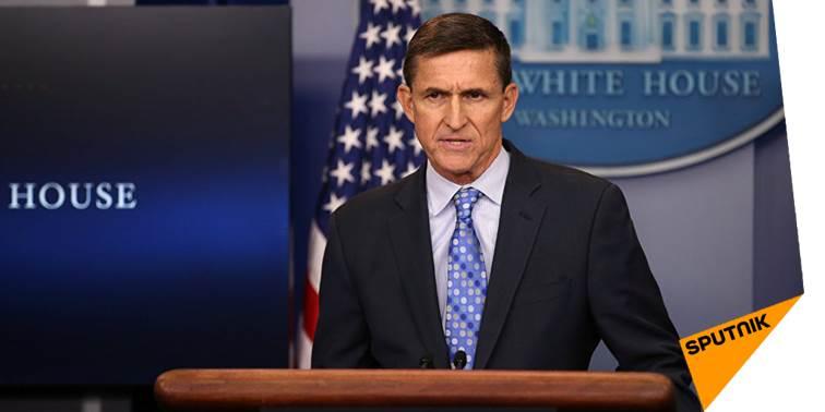 Affaire #Flynn: pas de poursuites du #FBI… pour le moment  http:// sptnkne.ws/d9fh  &nbsp;   #EtatsUnis<br>http://pic.twitter.com/92nGhgXy2Q