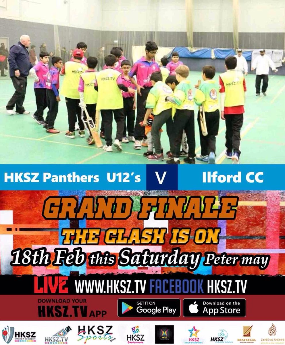 #HKSZ @sohailmalik614 always supporting #Grassroots #Grand #Finale HKSZ &amp; Met Essex finals tomorrow live stay tuned <br>http://pic.twitter.com/8rk9pmqZwm