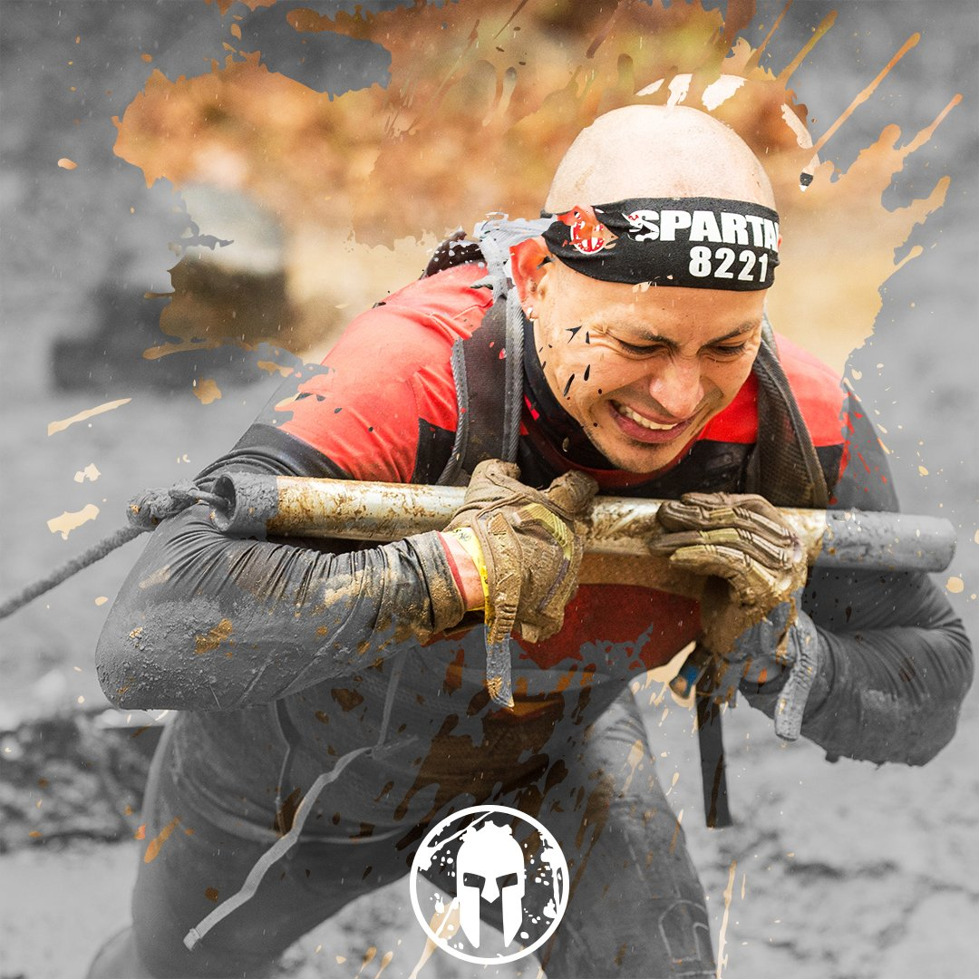 What doesn't kill you, makes you stronger. #WeAreSpartan https://t.co/...