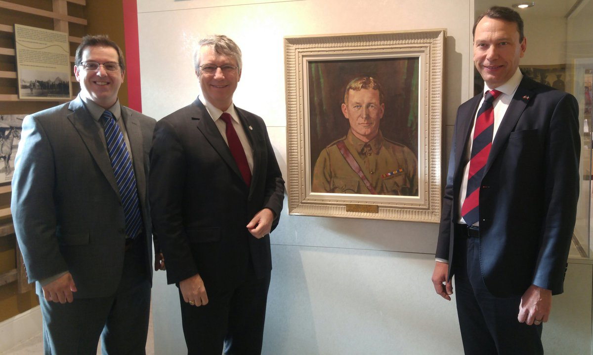 France In Toronto On Twitter Consul Marc Trouyet Meeting Up W Mp Lloydlongfield And Cityofguelph Mayor Camguthrie At Johnmccrae Museum Guelphmuseums
