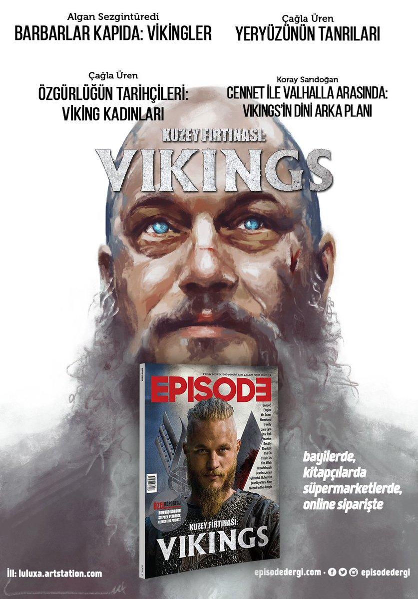 Dizi kültürü dergisi Episodeun üçüncü sayısı çıktı 61