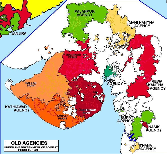 Baroda India Map.Arun Ganesh On Twitter Fascinating Map Of The Princely States Of