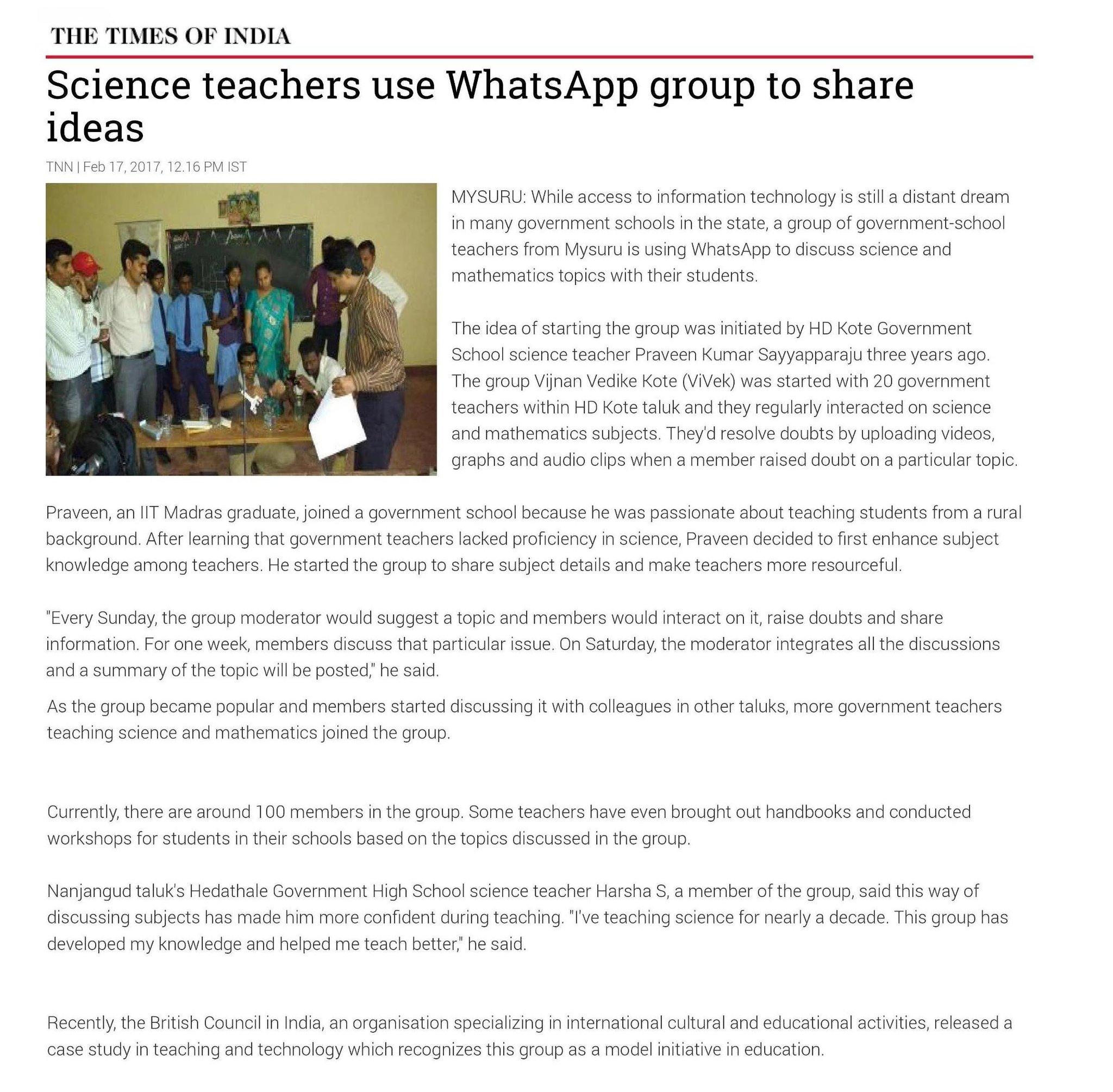 Whatsapp dating group india