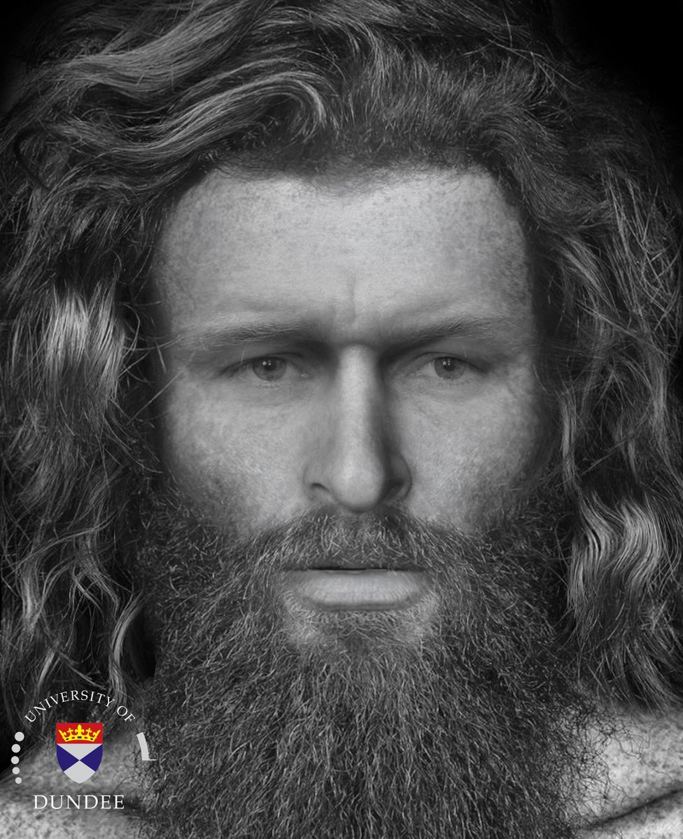 Experts from @UoDCAHID reveal Pictish man who was brutally murdered 1,400 years ago https://t.co/Rm91223Gwz https://t.co/JDfTQywgoy