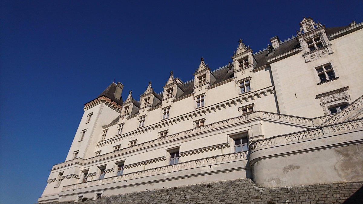 #FF @ChateauPau Promenade dans les jardins du Château ! #pau #tourismepau #Béarn<br>http://pic.twitter.com/KtijPz8Sut