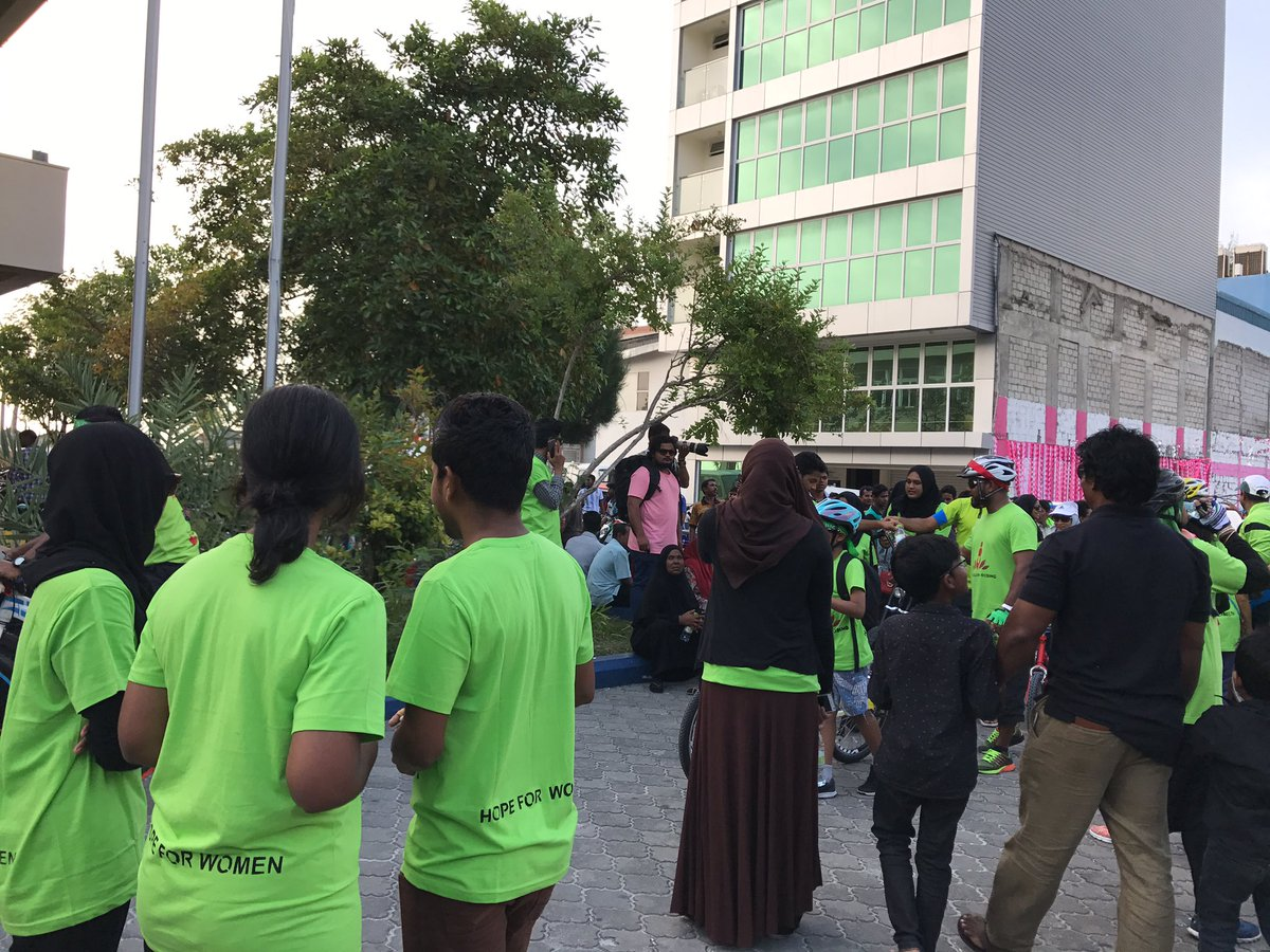 Hope for women maldives
