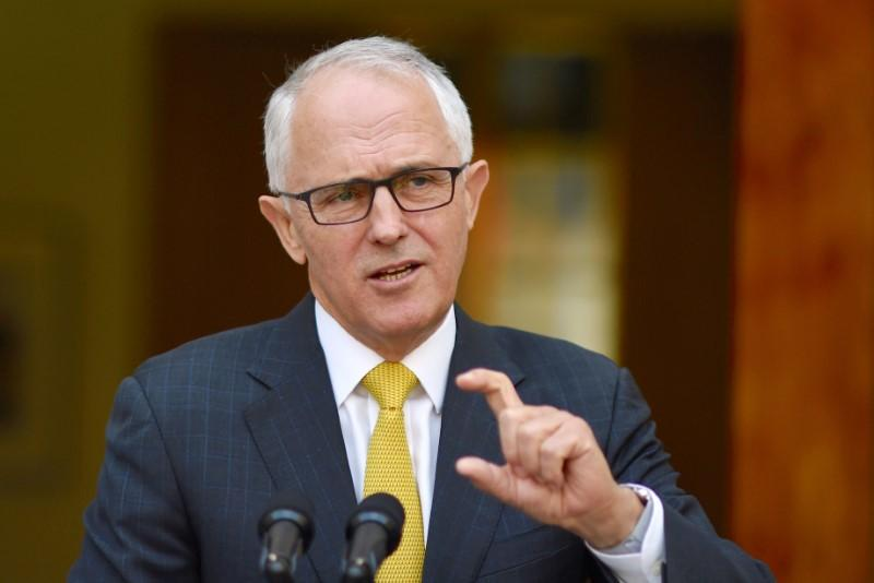 Australian PM says Trump wasting his time criticizing media