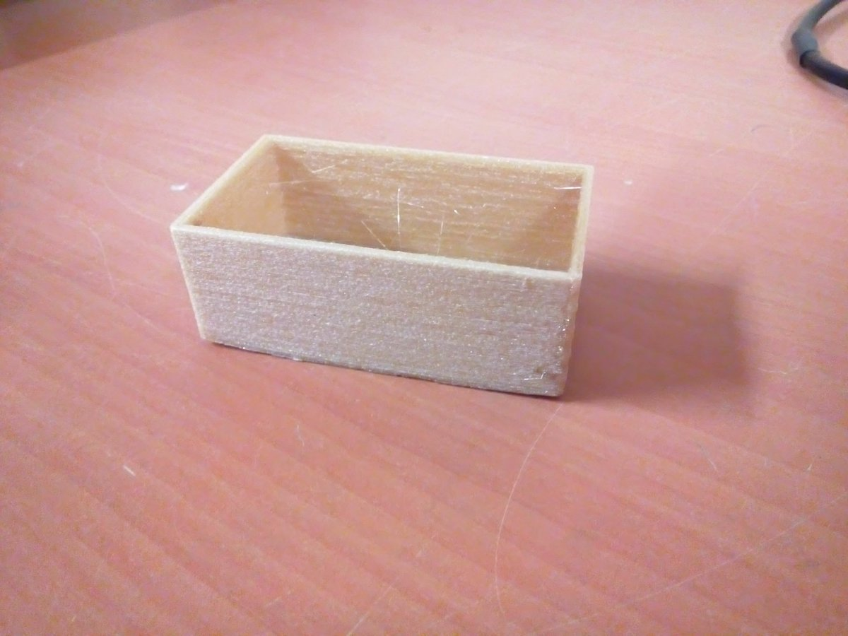 Et voilà on sait faire des pièces en ultem 1010 chez Tobeca ! #3Dprinting <br>http://pic.twitter.com/TeJVT0W8lx