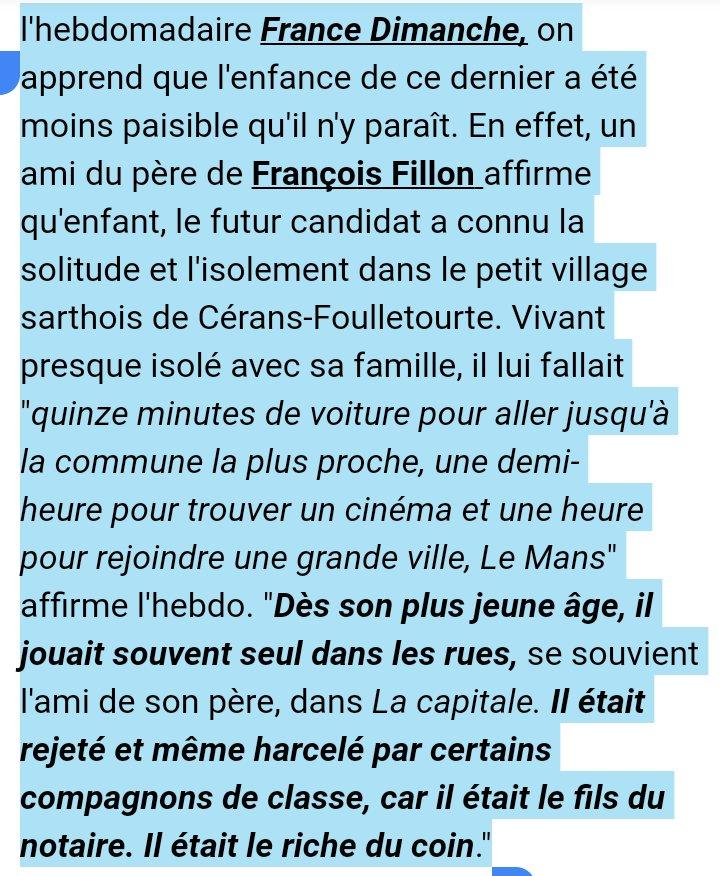 #lrt L&#39;enfance difficile de #Fillon . Ay yow ndessane. Zola aurait pu en faire un roman! Être riche ce fardeau...<br>http://pic.twitter.com/Do32f1yem4