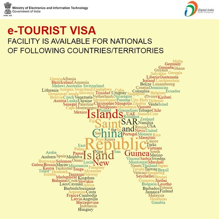 All India Radio On Twitter Travelling To India Try The E Tourist Visa For More Details Https T Co 8emtgkyman Digitalindia Incredibleindia Https T Co Azxoiu4lhu