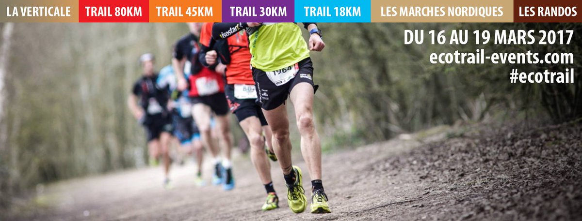 Cette année encore notre team sera au départ de @ecotraildeparis, du 18K jusqu&#39;au 80K, pour les plus motivé(e)s #whyirunbirhakeim #trail <br>http://pic.twitter.com/uJ8AVSC38t