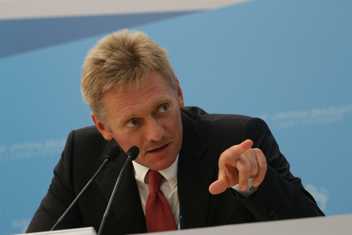 Peskov: Zakharchenko words on the military operation to seize all Donbass — not in line with the Minsk-2