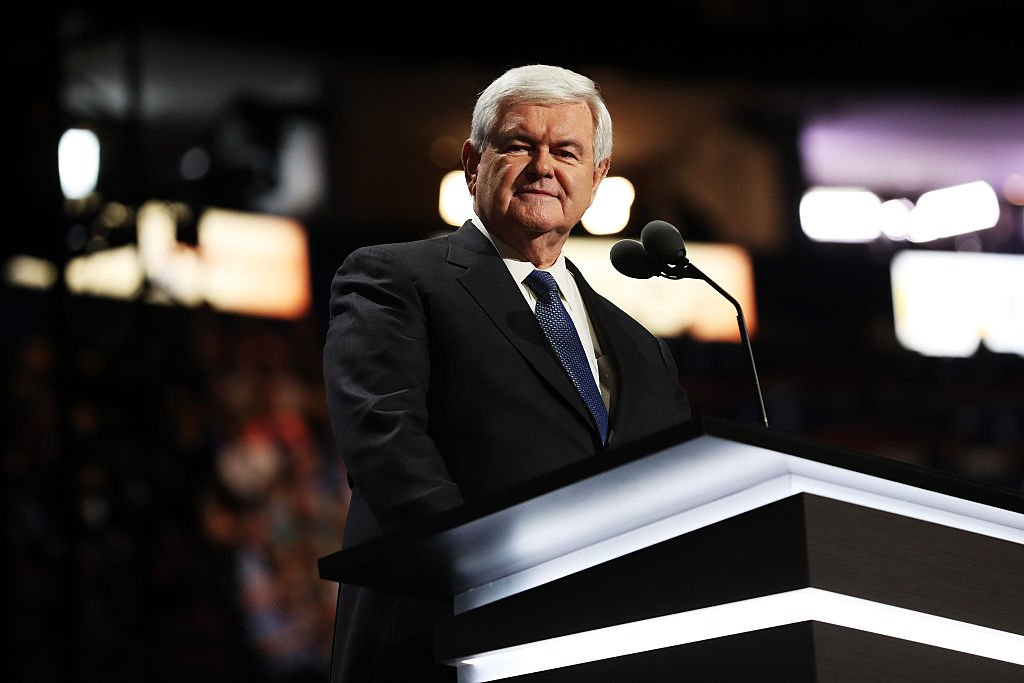Long before the #TrumpPressConference, Newt explained how Trump beat t...