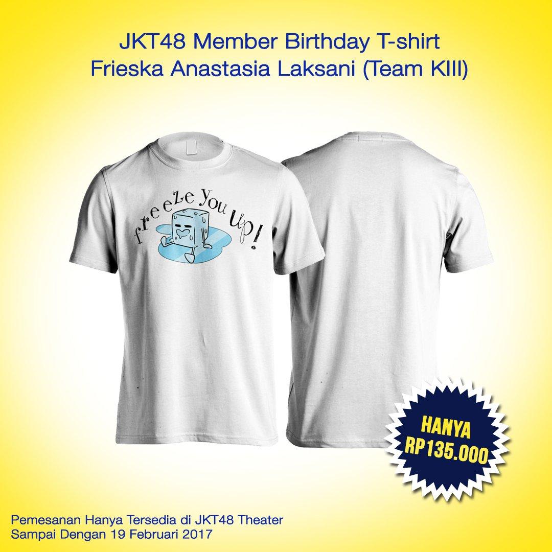 Desain t shirt jkt48 - 25 Replies 145 Retweets 362 Likes
