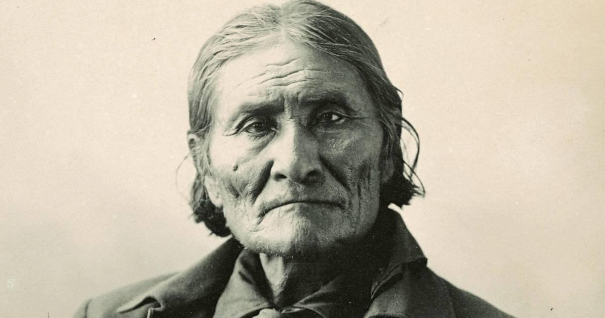 Geronimo est mort le 17 février 1909 à Fort Sill. Il a combattu le Mexique et les États-Unis pour les droits des amérindiens. #Geronimo @dfweb75 https://t.co/vAmjX9948Y