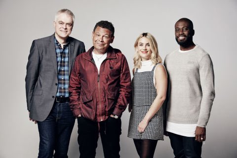 Welcome to the team @CCfunkandsoul and @GeorgieBarrat #gadgetshownewbies https://t.co/zSdvdr5OEc
