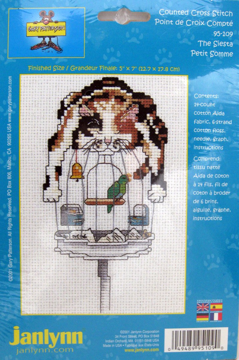 Janlynn Shop Till You Drop Small Purse Plastic Canvas Kit